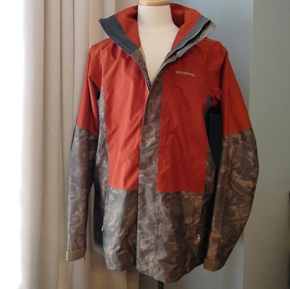 ae71b15fd3a68 Patagonia Jackets & Coats   Snowshot Ski Hunting Jacket Sz L And Xl ...